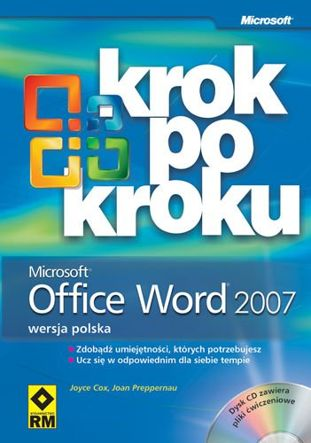 Microsoft Office Word 2007 krok po kroku